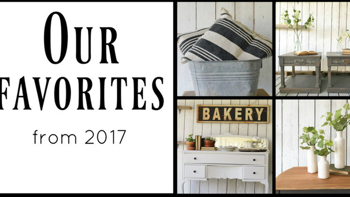 Our Favorite Products of 2017