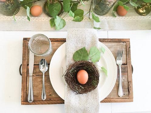 Bird's Nest Accent Decor