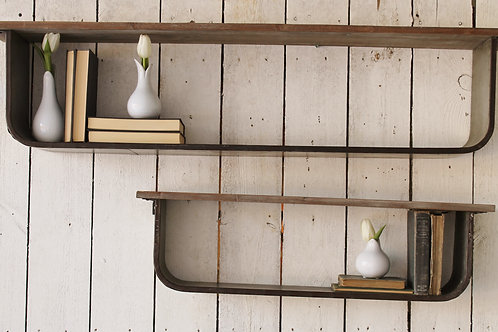 Cherry Hill Wall Shelves