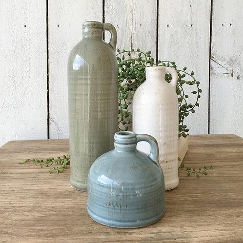 Ceramic Jug Vases