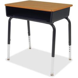 Lorell Book Box Student Desk