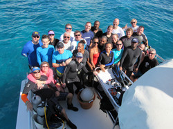 Key Largo group dive trips