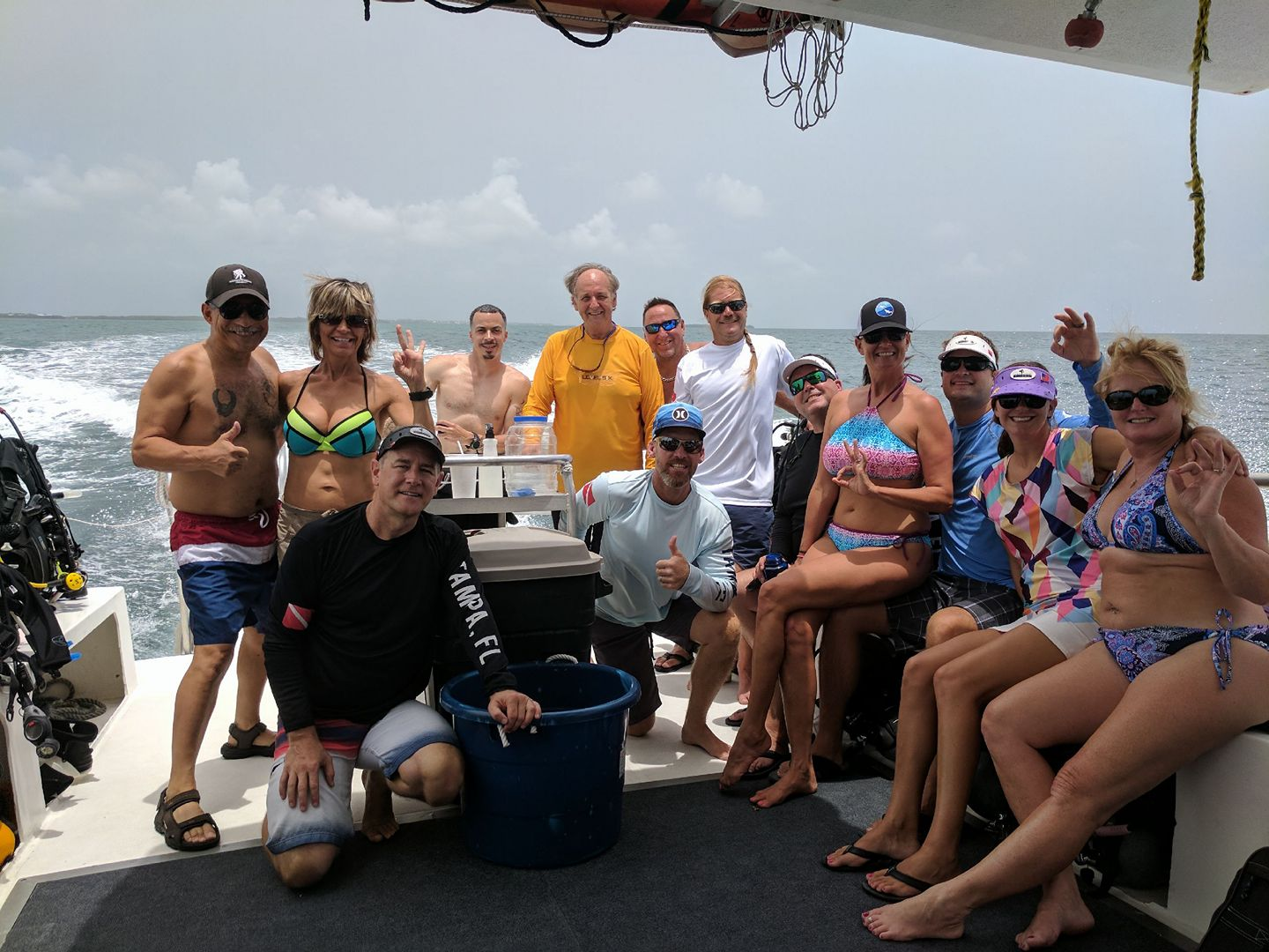 Key Largo scuba diving