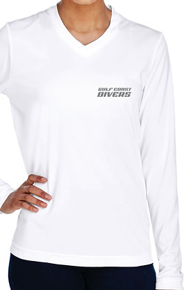 Rash Guard - Women's White Front View
