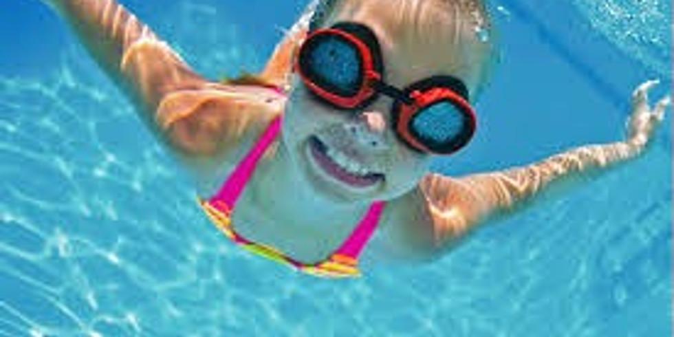 Youth Beginner Swim Class    July 17, 2021