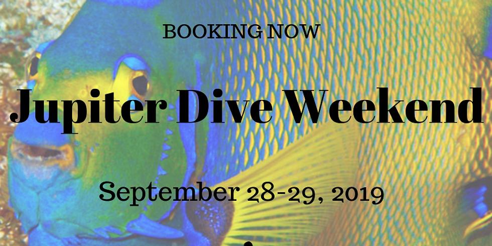 Jupiter Dive   September 28-29, 2019