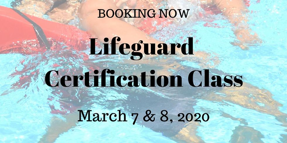 Lifeguard Certification Course