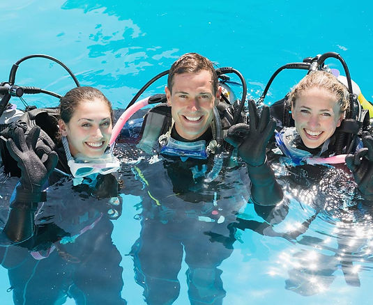 suba lessons, tampa bay, dive training, gulf coast divers scuba lessons
