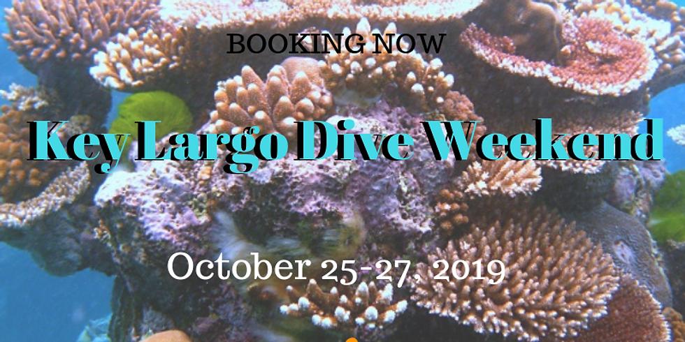 Key Largo Trip  October 25-27, 2019