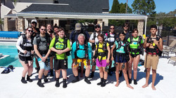 GROUP SCUBA LESSONS, TAMPA BAY