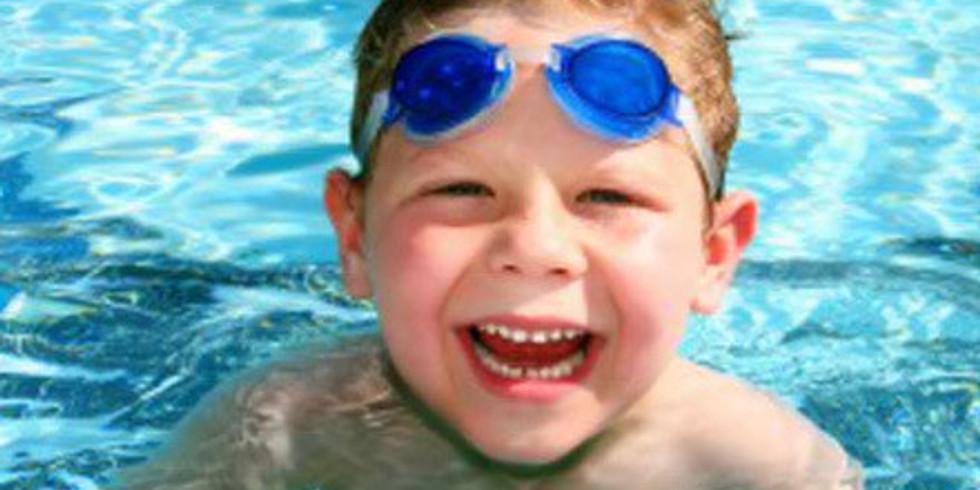 Preschool Swim Class      September 11, 2021