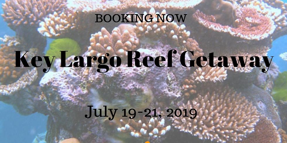 Key Largo Trip    July 19-21, 2019