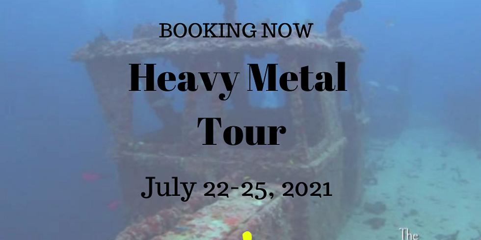 Heavy Metal Tour       July 22-25, 2021 (1)
