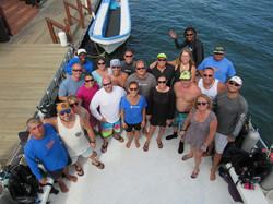 Gulf Coast Divers dive trips