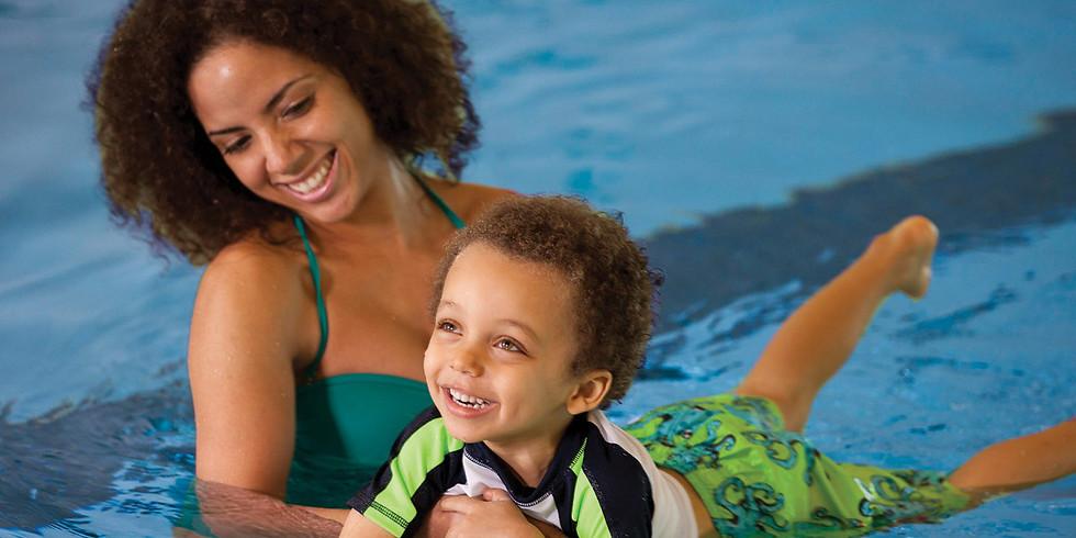 Parent Participation Swim Class   April 10th, 2021
