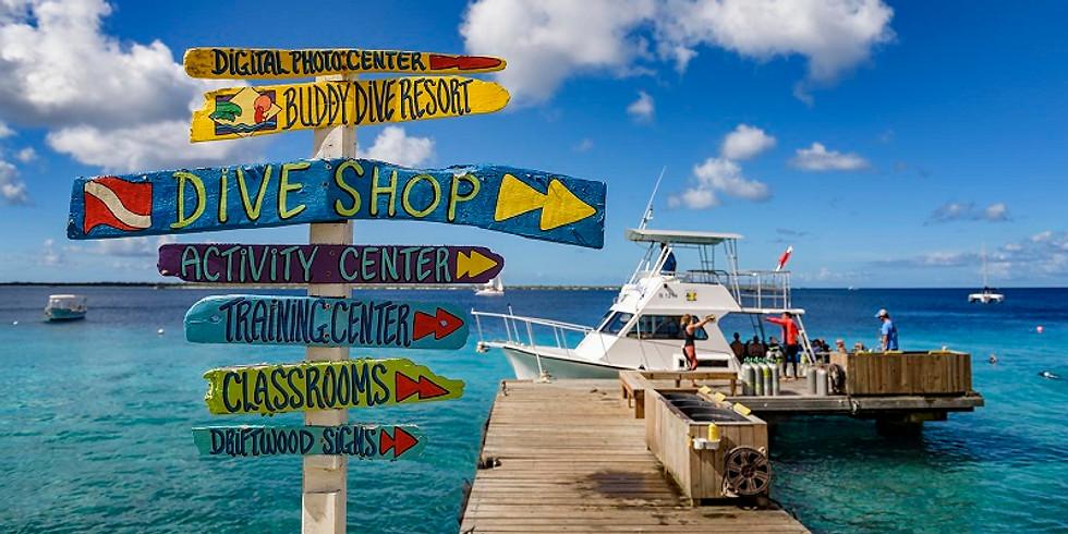 Bonaire Spring Break      March 16-23, 2019