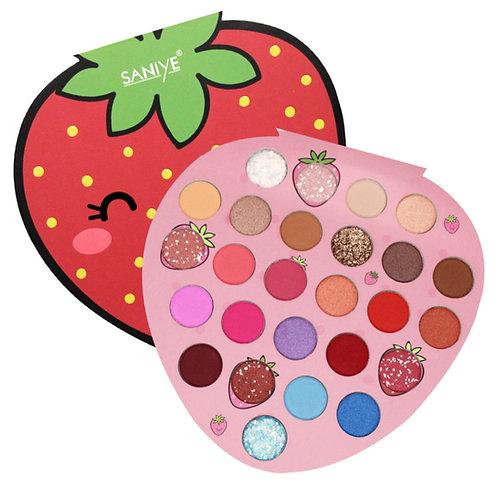 Paleta de sombras Strawberry E264 (6 piezas)