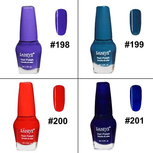 Esmalte para uñas N8011 #33 (24 Pzas.)