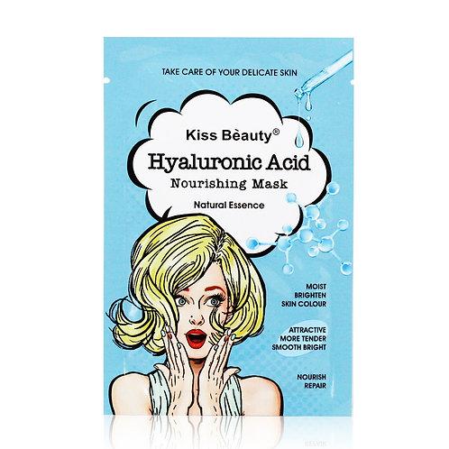 Mascarilla de ácido hialurónico 1354-03HA (10 pzas)