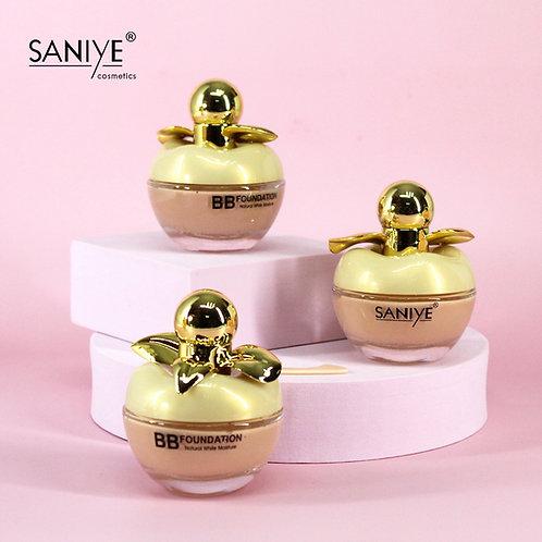 Base de maquillaje BB Saniye R6003 ( 6 piezas)