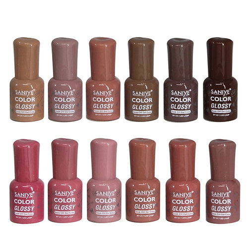 Esmalte para uñas Np817-005 Ultra glossy (24 piezas)
