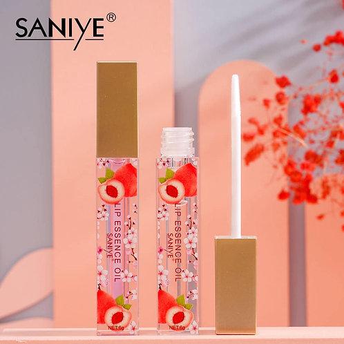 Lipgloss hidratante aroma a durazno L1154 (24 piezas)