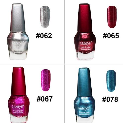 Esmalte para uñas N8011 #29 (24 Pzas.)