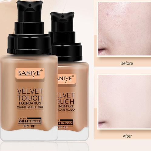 Maquillaje líquido R1093 velvet touch(12 piezas)