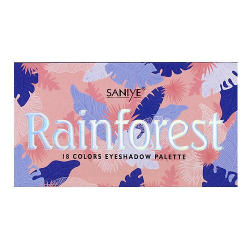 Paleta de sombras Rainforest T110 (6 piezas)