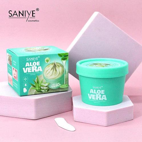 Mascarilla de Aloe Vera R1211  Hidratante (12piezas)