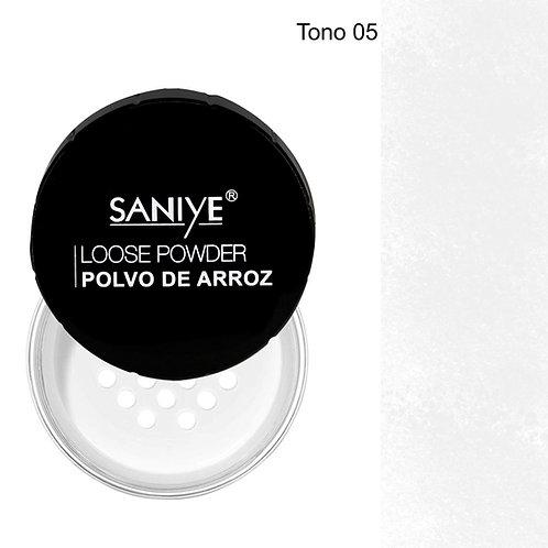 Polvo De Arroz Bl007 Saniye (12 Piezas)