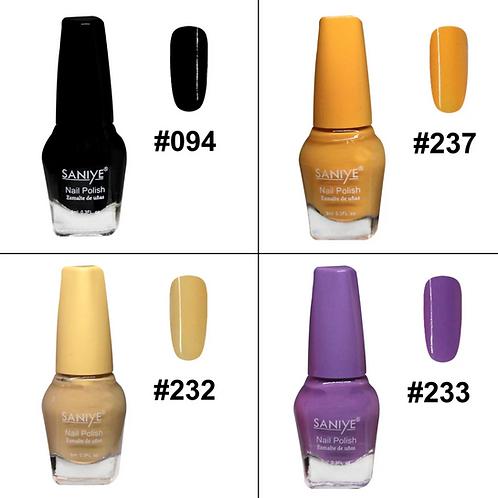 Esmalte para uñas N8011 #35 (24 Pzas.)