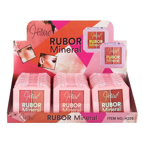 Rubor Mineral dual H205 ( 24 piezas)