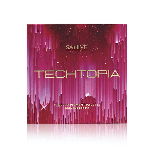Paleta de sombras T119 Techtopia(12 piezas)