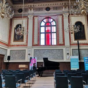 Ron Maxim Huang, Rezital beim Bachfest-Rostock 2019