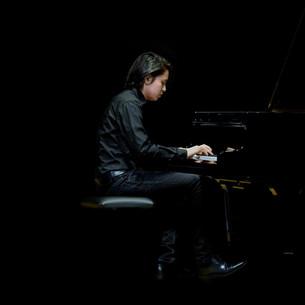 Ron Maxim Huang bei crescendo Musikfestival