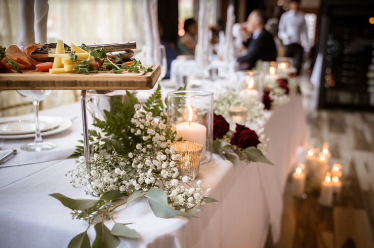 The Parlour Wedding Reception