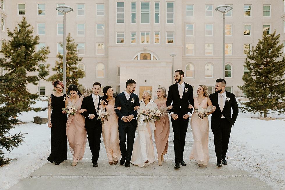 Edmonton Winter Wedding Planning