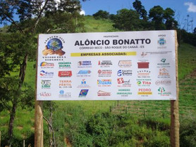Propriedade de Alôncio Bonatto