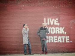 New York_love work create ©Cécile Favier