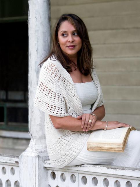 US Poet Laureate Natasha Trethewey: promotional campaign