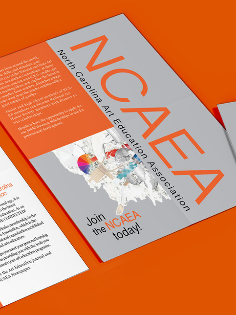 NCAEA: mailer