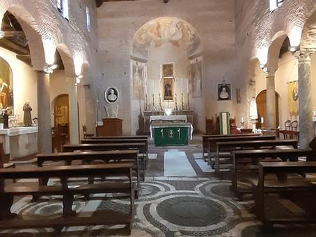 Le chiese vuote e la fantasia di Dio