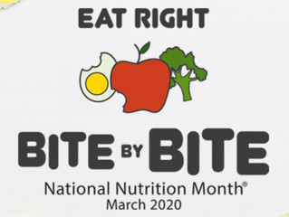 """""""Eat Right, Bite by Bite"""""""