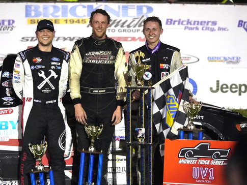 Wausau 50 Results (State Park Speedway)