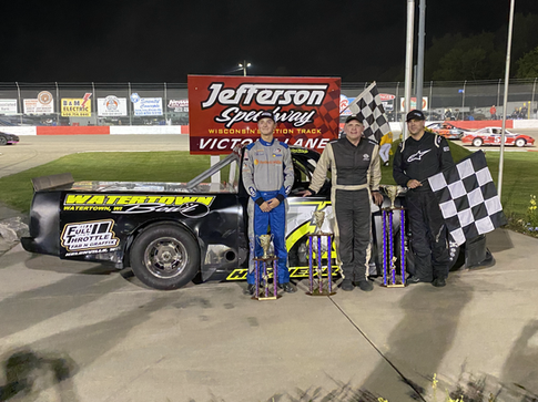 9/18/20 Jefferson Speedway Results