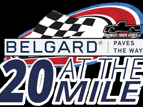 Belgard 20 Results (Milwaukee Mile 6/20/21)