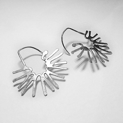 STAR FLOWER Earrings