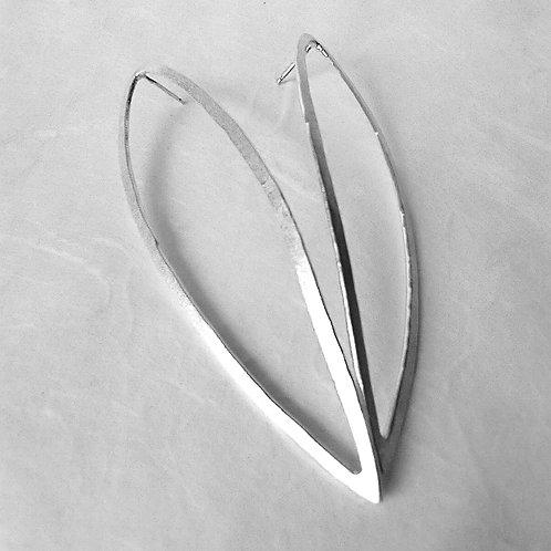 LEAF Ear Studs, large