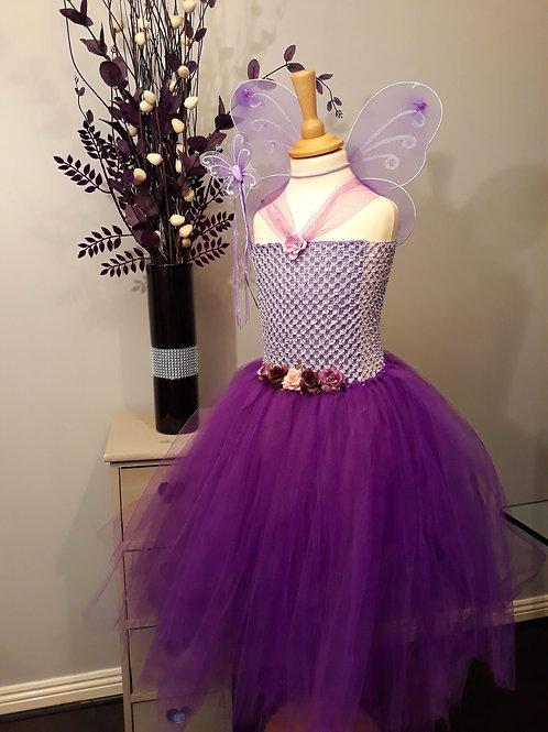 Butterfly Fairy Tutu Dress